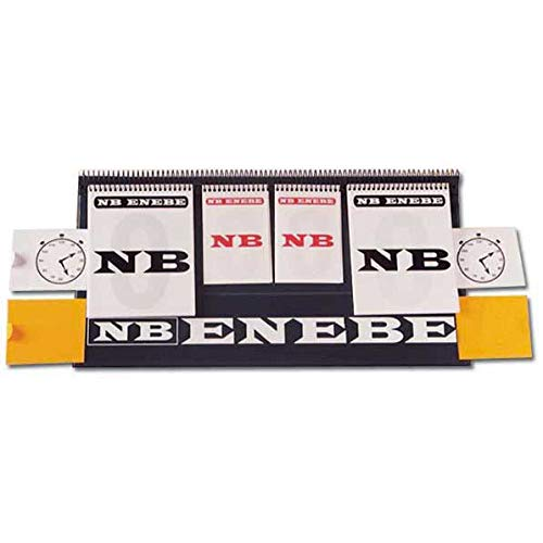 Nb Enebe–Table Tennis Scoreboard, Colore: 0