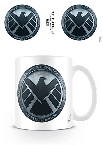 DC Universe Marvel Comics Kaffeetassen, Mehrfarbig