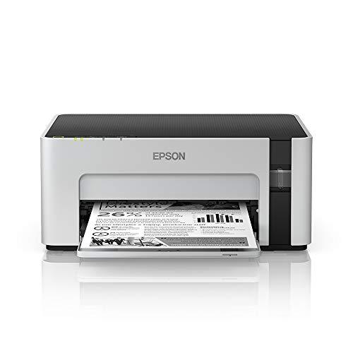 Impressora Epson EcoTank M1120 - Tanque de Tinta Monocromática, Wi-Fi Direct, Bivolt