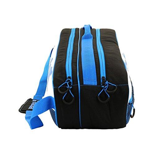 Babolat Club Line 6racchetta da tennis bag, Blue, Taglia unica