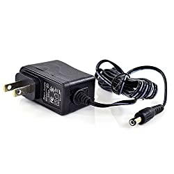 InstallerParts DC5V 500mA Power Supply AC100/240V 2.1/5.5mm Plug