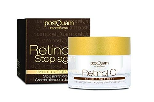 Postquam - Retinol C | Crema Antiarrugas con Retino y Vitamina C - 50ml