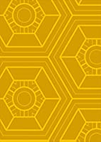 igsticker ポスター ウォールステッカー シール式ステッカー 飾り 1030×1456㎜ B0 写真 フォト 壁 インテリア おしゃれ 剥がせる wall sticker poster 004373 その他 模様 黄色