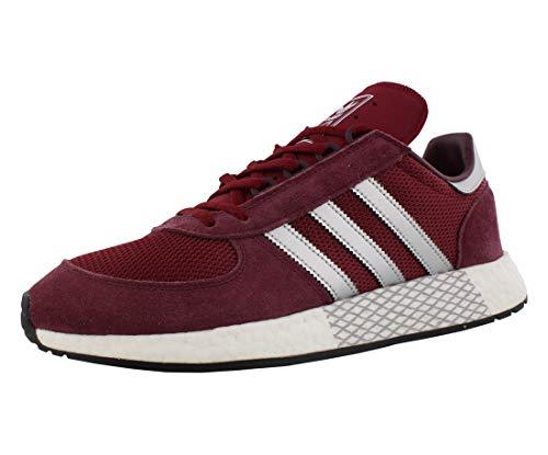Adidas Marathon X5923 Zapatillas para Hombre Rojo, 44 2/3 EU