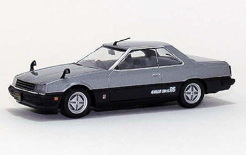1 43 DISM Skyline HT 2000RS (KDR30) ['81] (Silber   schwarz) (japan import)