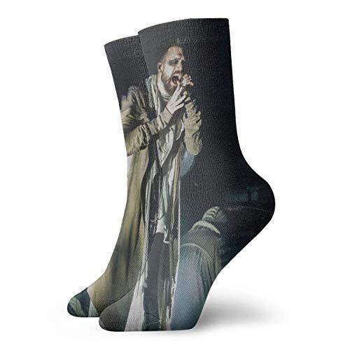 Sta-r-Set Unisex Herren Damen Lustige 3D-gedruckte Geschenksocken Lässige Crew Sovers Socken