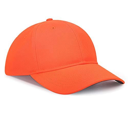Tirrinia Blaze Orange Hunting Neon Basics Cap Low...