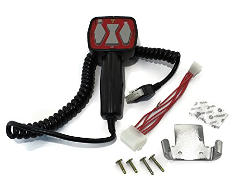 The ROP Shop Hand HELD Controller for Straight Blade Snow Plows Cab Command for Western 56462