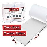 Protección de pared Rudano - Espuma autoadhesiva para garajes Protección de la pared - La protección de la puerta protege su coche de arañazos