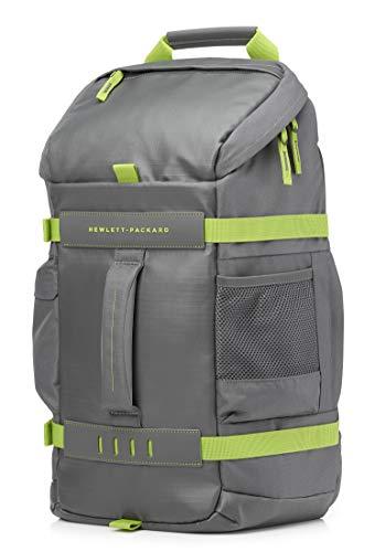 HP Odyssey (L8J89AA) Sport Rucksack (15,6 Zoll) grau / grün