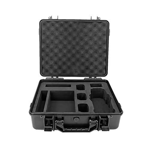 HSKB Drone handtas, draagtas voor DJI Mavic 2 Pro/Zoom & Smart Controller, militaire Spec waterdichte tas draagtas