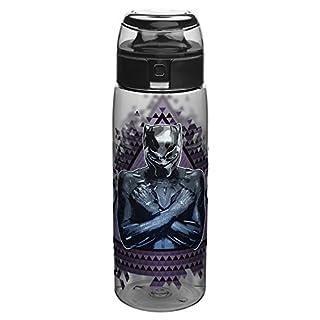 Zak Designs SHPC-P280 Water Bottles, Tritan Straw, Shopkins للبيع