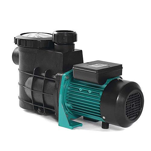 ZJY Bomba eléctrica para Piscina, Filtro de Motor de SPA - Motor de Alto Rendimiento - Fácil de Usar y Mantener - Adecuado para Piscinas limpias Acuario Bañera Agua