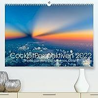 CockpitPerspektiven 2022 (Premium, hochwertiger DIN A2 Wandkalender 2022, Kunstdruck in Hochglanz): Atemberaubende und einzigartige Momente, Bilder und Perspektiven aus dem Cockpit eines Airliners (Monatskalender, 14 Seiten )