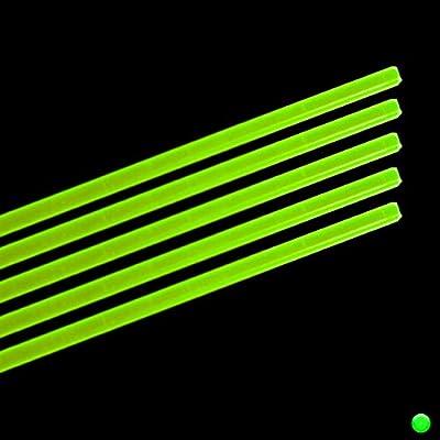 "TRUGLO Replacement Fiber Optics .010"" x 9"" Green"