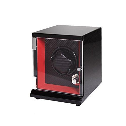RKY Caja de Reloj Caja de Reloj - Caja de Almacenamiento de la Caja de exhibición de la Caja de Reloj de la Mesa de coctelera Tipo Shaker /-/ (Color : B)