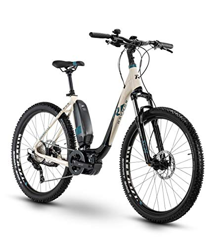 RAYMON Crossray E 5.0 Pedelec E-Bike Trekking Fahrrad grau/schwarz 2020: Größe: 52 cm