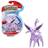 Wicked Cool Toys Pokemon Battle Feature Figure Espeon