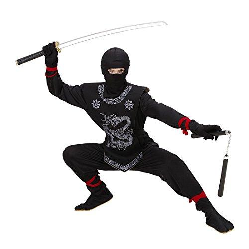 - Jungen Schwarzen Ninja Kostümen