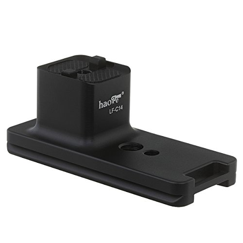 Haoge LF-C14 - Soporte de trípode de Repuesto para Objetivo Canon EF 100-400 mm f/4.5-5.6L IS II USM