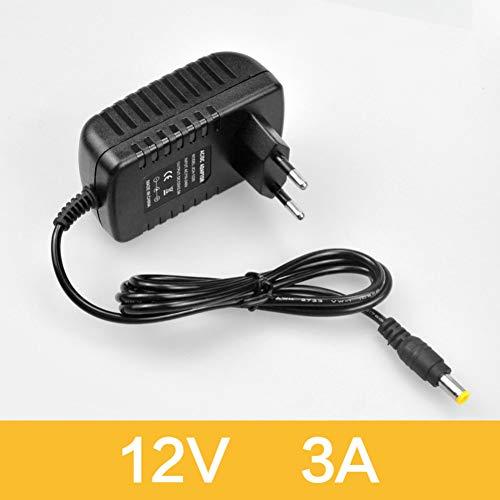KIODS Light Strip 5.5Mm X 2.1Mm universele schakelaar voeding driver 100-240V DC 5V 12V 24V voeding oplader 1A 2A 3A 5A