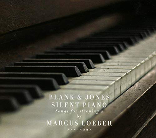 Silent Piano-Songs for Sleeping 2 (Marcus Loeber)