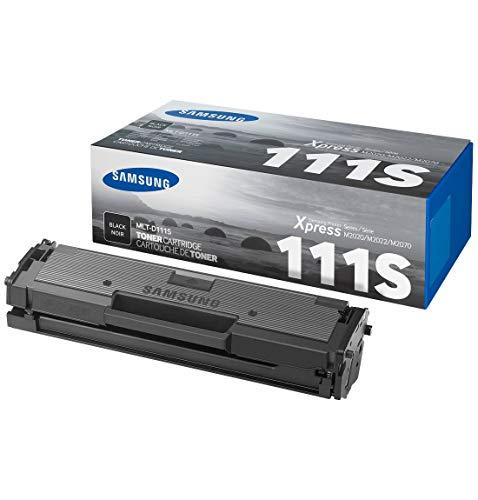 Samsung MLT-D111S Original Toner Schwarz für ca. 1.000 Seiten