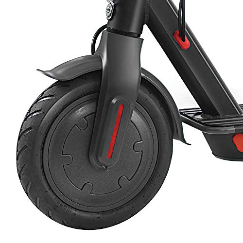 XEMQENER Electric Scooter Foldable Scooters for Adults Max Speed 25 Km/h Portable E-Scooter with LCD Display