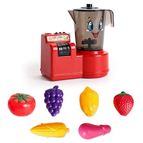 Wangxin Home Mini Appliance Serie Simulation Leben Hausgerät Mixer Spielzeug Entsafter 515