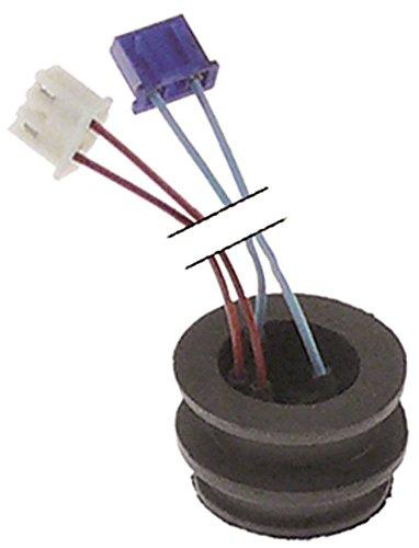 MCC-Trading-International Sensor für Elektro-Herd HIC3500 ø 25mm Kabel 130mm Höhe 17mm