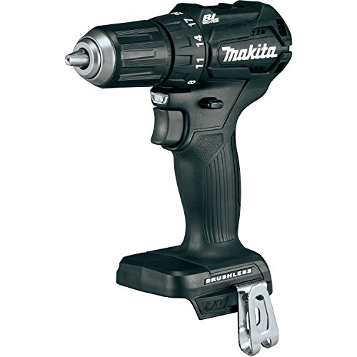 Makita XFD11ZB 18V LXT Lithium-Ion Sub-Compact Brushless Cordless 1/2' Driver Drill (Renewed)