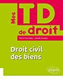 Droit civil des biens (Mes TD de droit) (French Edition)