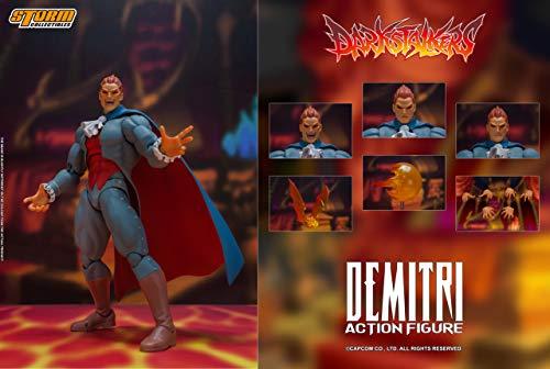 Storm Collectibles - Darkstalker...