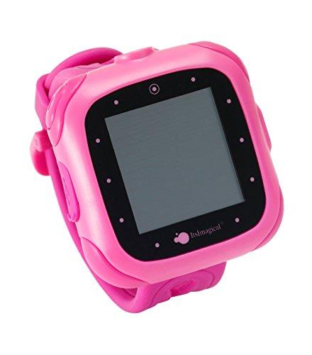 itsImagical - Smart Watch Pink, Reloj Inteligente para niños de Color Rosa (Imaginarium 81817)