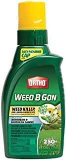 Ortho Weed B Gon Weed Killer for Lawns Concentrate, 32-Ounce