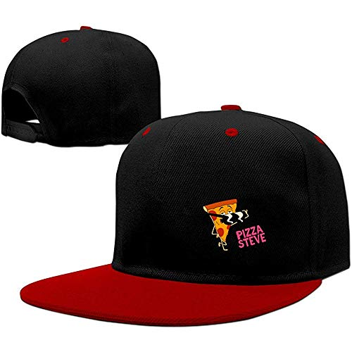 BallainB Animated Owesome Pizza Steve Uncle Grandpa Fitted Hats