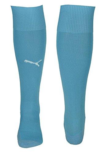 Puma Stutzenstrumpf Socken 4 // 43-46 hellblau // Team