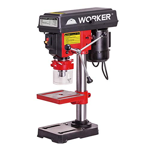 Furadeira Bancada 1/3hp Worker 250W 13 mm