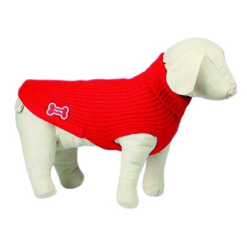 Fuss Dog Douce Vie Lux cm.43 Rouge