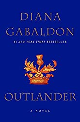Outlander Book Cover with link to Amazon page