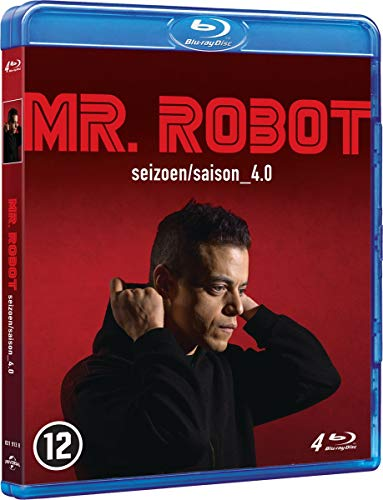 Mr Robot : Saison 4 [Blu-Ray]