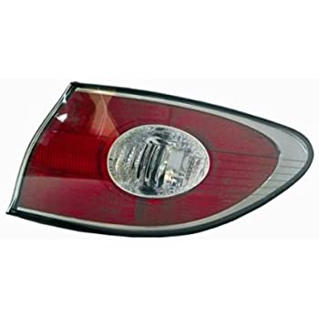 Amazon Com Oe Replacement Lexus Rx330 Passenger Side Taillight Assembly Partslink Number Lx2801126 Automotive