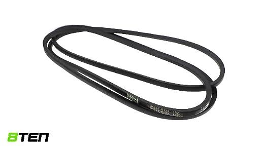 Gardening Mall V-Drive Deck Belt for Cub Cadet LT1045 i1046 LT1046 954-04153 954-04153A 754-04153 46 inch Deck