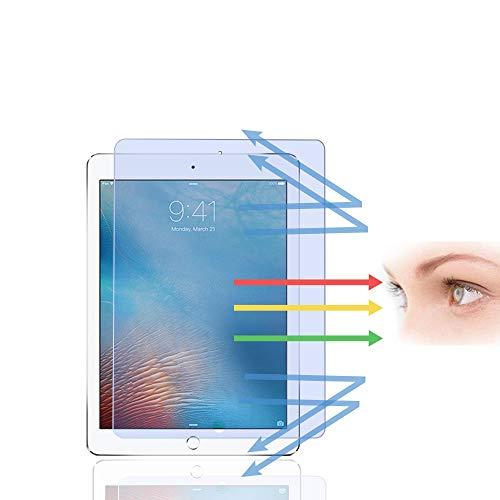 PaceBid Anti Luz Azul Protector de Pantalla Compatible con iPad Pro 9.7/ iPad Air 2/ iPad Air/iPad 9.7, [Alivie la Fatiga Ocular][Bloquea Excesivas la luz Azul Dañina & UV Rayos ][Alta Definición ]