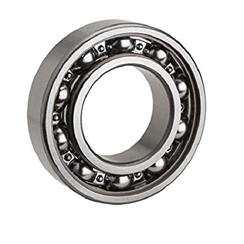 NTN Bearing 62/28C3 Single Row Deep Groove Radial Ball Bearing, C3 Clearance, Steel Cage, 28 mm Bore ID, 58 mm OD, 16 mm Width, Open