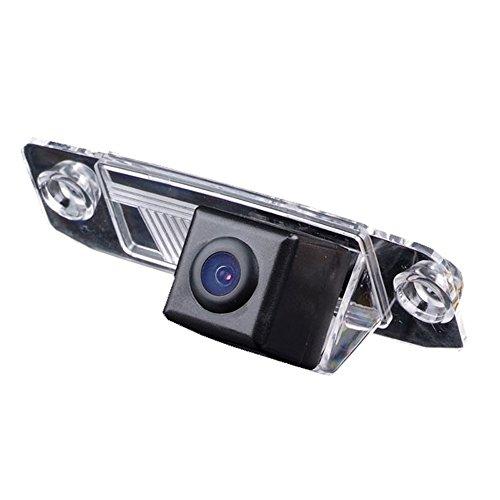 Navinio Vue Arrière de Voiture 170 Degré Angles de Vision Camera de Recul Auto/Voiture étanche pour Hyundai Sonata/KIA Cerato/Forte K3/ Sirento E/Sorento MX/Chrysler Sebring 2007-2014 300C