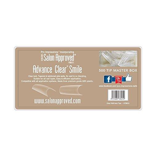Advance clair Smile Tips Proimpressions