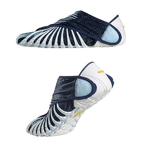 Zapatos Deportivos De Cinco Dedos, Vibram Wrap, Zapatos De Cinco Dedos Furoshiki, Zapatos Planos De Suela Suave, Zapatos De Cinco Dedos, Zapatos De Tela, Zapatos De Hombre/Mujer,Natural,XS