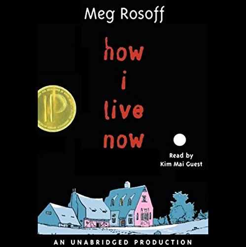 How I Live Now audiobook cover art