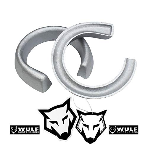 WULF 2.5' Front Leveling Lift Kit compatible with 1998-2012 Ford Ranger 2WD with...